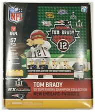 Tom Brady New England Patriots NFL 5 Super Bowl Champion 6 OYO Figure Collection