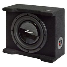 "NEW 8"" Subwoofer Bass Speaker.Enclosure Cabinet.Truck Slim Style Seat Box.seat"
