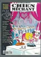 REVUE CHIEN MÉCHANT N°4 . 1996 . SINÉ / TIGNOUS / CHARB / FAJARDIE / HONORÉ .