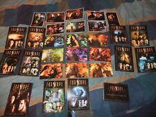 FARSCAPE UK EXCLUSIVE 27 DVD POSTCARDS SET  PROMO CARD JIM HENSON