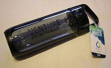 Kor Water Delta Black 750ml Hydration Vessel Tritan Water Bottle Brand New