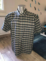 chemise à carreaux avec poche THE NORTH FACE taille XXL/TTG comme neuve