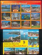 Lot mit 5 Postkarten Timmerndorfer Strand (3) neuwertig
