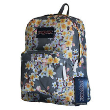 JANSPORT SUPERBREAK School Backpack DIAMOND PLUMERIA