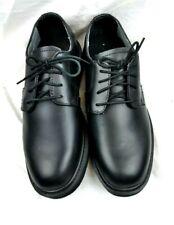Rocky Mens Pro Cell Black Oxford Dress Shoe Size 7M Lace Up Oil Resistant NEW