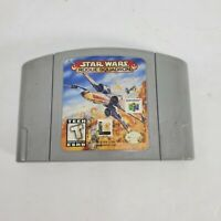 Star Wars Rogue Squadron - Nintendo N64 Game Authentic