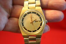 OMEGA AUTOMATIC  GOLD PLATED