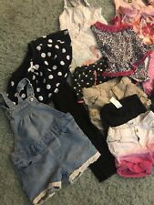 2t girls clothes lot summer 21 pieces