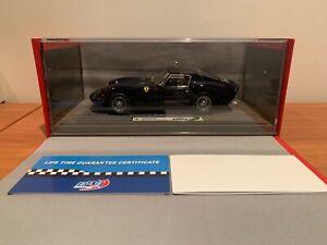 BBR/CMC 1/18 1807B Ferrari 250 GTO Chassis 4219GT Dark Blue LE 54/108 pcs