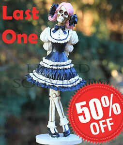J-Pop Lolita Skeleton Figure AUTHENTIC Large 22cm #13 /1000 Limited Edition COA