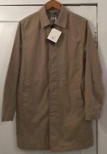 Ladies GAP Beige Cotton Raincoat / Mac Size XS - BNWT