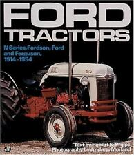 Ford Tractors: N-Series, Fordson, Ford and Ferguson, 1914-1954 (Farm Tractor…