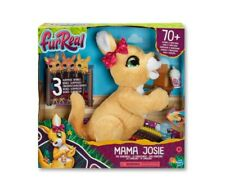 Hasbro FurReal Mama Josie The Kangaroo Interactive Pet Toy E6724