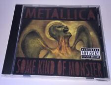 METALLICA Some Kind Of Monster CD 2004 Enhanced VIDEO 48838-2