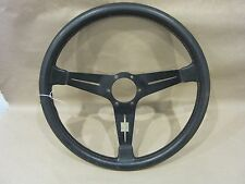 Ferrari 512BBi Nardi Steering Wheel (Black) Original. #116603/ 116084