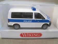 Wiking 1:87   BT12 neu OVP Polizei 1043234 VW T5