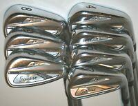 Titleist 718 AP2 irons 4-PW with KBS Tour C-Taper Lite 115 X flex shafts