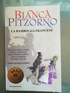 BIANCA PITZORNO, La bambinaia francese (NUOVO)