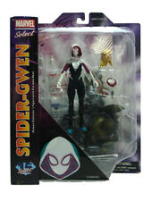 Marvel Select Spider-Gwen Collectors Deluxe Edition Action Figure New