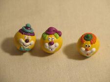 vintage Clown Balls by Russ