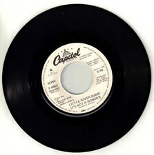 LITTLE RIVER BAND  (It's Not A Wonder)  Capitol 4862 = PROMOTIONAL record