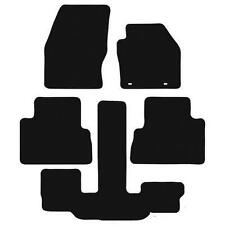 Ford Focus  C-Max Grand (Set of 5) Tailored Car Mats (2011-13) - With Oval Clips