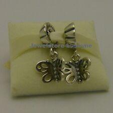 Pandora bedel - charms zilver 790531 friendshipcharm vlinders origineel original