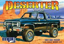 MPC - 1984 GMC Pickup (White), 1:25 (MPC847)