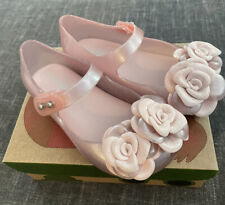 Mini Melissa Ultragirl Pink Flower 9C
