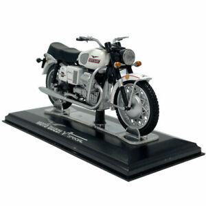 1:24 Scale Moto Guzzi V7 Special Motorcycle Model Diecast Model Motorbike Gift