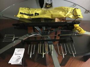 Fucile sport subacquo Technisub + accessori originali