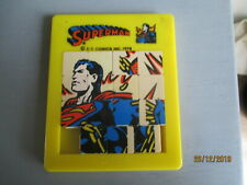 VINTAGE SUPERMAN PUZZLE TOY DC COMICS 1978