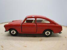 Vintage 1967 Matchbox Lesney #67A Red Volkswagen 1600 TL VW