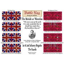 Battle Flag - The 1st & 2nd Brigades: The Guards (Napoleonic War) - 15mm