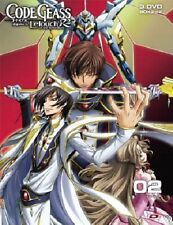 Code Geass - R2 Lelouch Of The Rebellion Box 2 [3 Dvd] DYNIT
