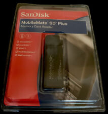 SanDisk MobileMate SD Plus Memory Card Reader USB Reader/Writer