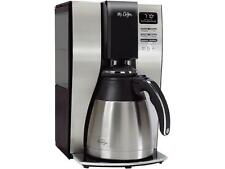 Mr. Coffee Optimal Bre 10-Cup Programmable Coffee Maker with Thermal Carafe, BVM