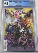 Marvel Uncanny X-Men #1 Jim Cheung 1:50 Retailer Incentive Variant CGC 9.8 X-23
