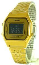 Relojes de pulsera digitales Clásico de acero inoxidable