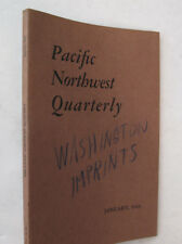 Pacific Northwest Norwegians Fisheries Travel Seattle Washington Imprints 1943
