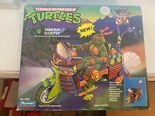 1992 Vintage TMNT Samurai Scooter Teenage Mutant Ninja Turtles Factory Sealed