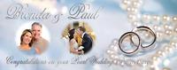 Large Custom Made Pearl Wedding Anniversary Banner Decoration 30th