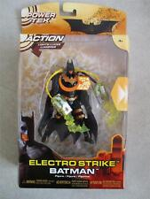 "Moc 2005 Mattel Dc Batman Begins Powertek Electro Strike Batman 5"" Action Figure"