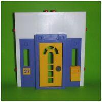 Playmobil - Eingang Tür aus 3965 - mit Briefkasten und Hausnummer - 2.Wahl