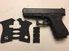 Textured Rubber Hand Gun Grip Enhancements Gun Parts Tactical for Glock 19