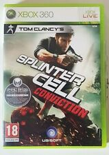 Splinter Cell Conviction - Xbox 360 - PAL - Complet