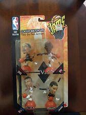 NBA Jams- Michael Jordan, Iverson, Kidd, Stoudamire 1999 Great Guards 4-Pack