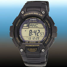 Casio WS-220-9AV Tough SOLAR Watch 120-Lap Memory Stopwatch Sports Brand New