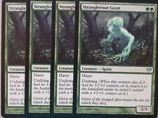 XXX 4x strangleroot espíritu inglés Dark Ascension (Spirit haste Undying Green)