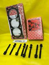 NEU ORIG ELRING Zylinderkopfdichtung + Schrauben Opel Omega B Sintra 3,0 X30XE